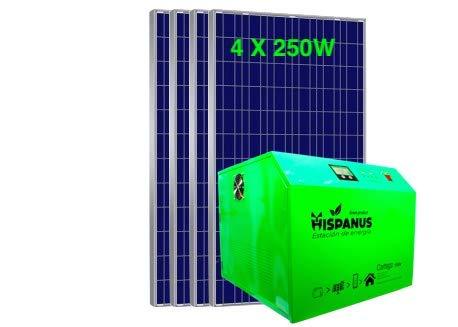 4. Kit Solar Cartago HISPANUS