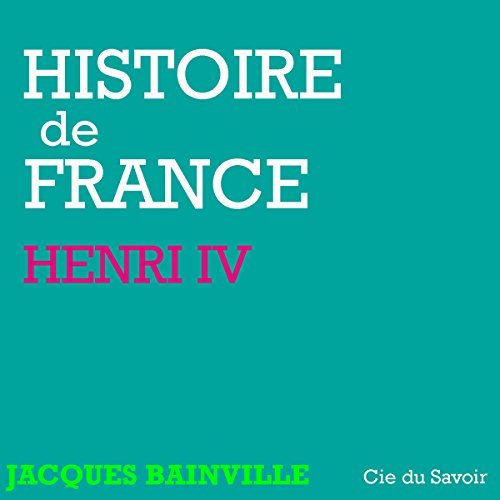 Henri IV cover art