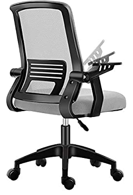 Office Chair,PatioMage Gaming Chair Ergonomic Mesh Computer Chair Lumbar Support Comfortable Task Chair Desk Chair for Adults Men Women by PatioMage