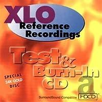Test & Burn in CD