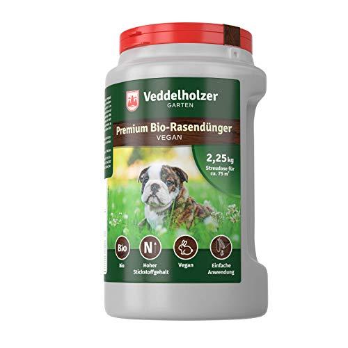 Veddelholzer -  Bio Rasendünger im