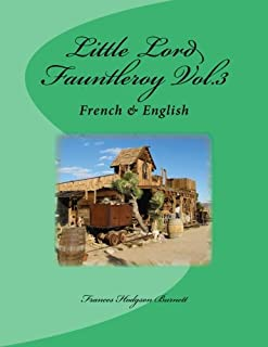 Little Lord Fauntleroy Vol.3: French & English