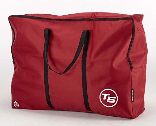Vcool Heavy Duty Red Bedding Storage Bag for T5 Transporter Campervan