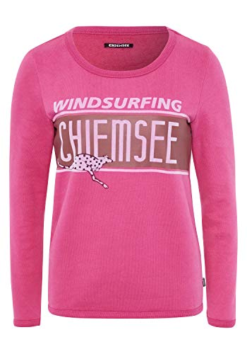 Chiemsee Damen Sportsweatshirt Magenta S