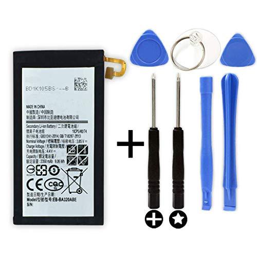 Bateria Interna Compatible con Samsung Galaxy A3 (2017) + Kit Herramientas/Tools / A320F