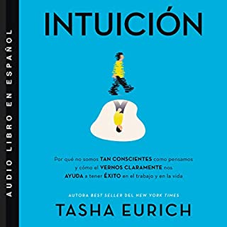 Intuición [Insight] audiobook cover art