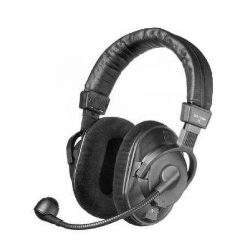 Beyerdynamic DT-290-MKII-200/80 Headset with Dynamic Hypercardioid Microphone for Broadcasting Applications, 80 Ohms