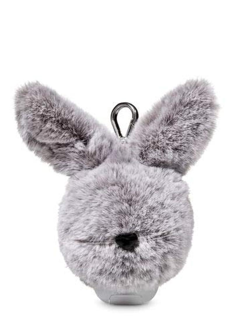商標トランペットクーポン【Bath&Body Works/バス&ボディワークス】 抗菌ハンドジェルホルダー イースターバニーポム Pocketbac Holder Easter Bunny Pom [並行輸入品]