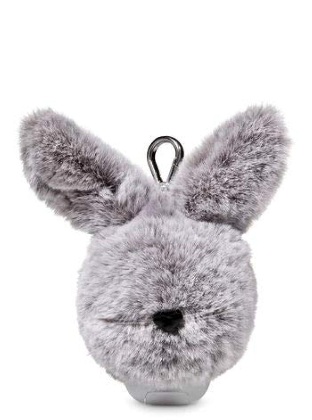 象食料品店時間とともに【Bath&Body Works/バス&ボディワークス】 抗菌ハンドジェルホルダー イースターバニーポム Pocketbac Holder Easter Bunny Pom [並行輸入品]