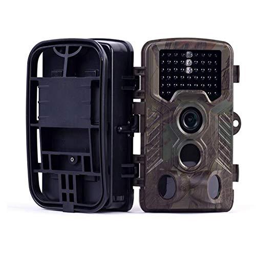 YZXZM Outdoor-Nachtsichtjagdkamera Infrarot-Sensor-Überwachungskamera Solar-High-Definition-Jagdkamera digitales Tracking