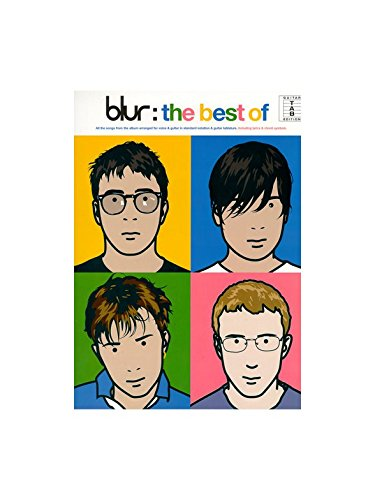 Blur: The Best Of. Sheet Music for Guitar Tab(with Chord Symbols)