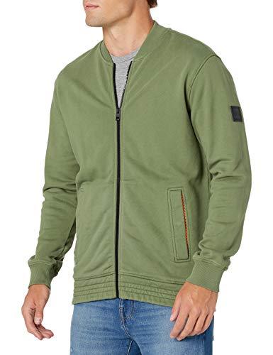 Hugo Boss Herren Zomber 10223849 01 Jacke, olivgrün, XX-Large