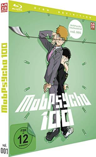Mob Psycho 100 - Vol. 1 - [Blu-ray]