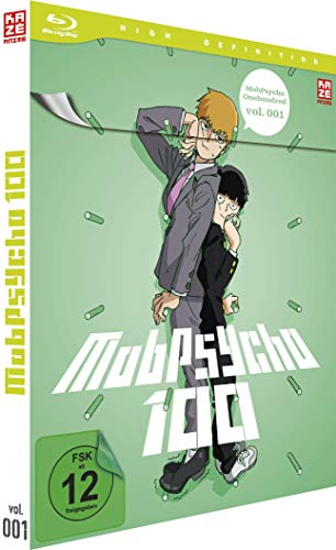 Mob Psycho 100 - Vol. 1 - [Blu-ray]