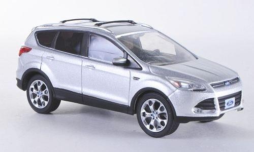 Ford Escape (Kuga II), Silber , 2013, Modellauto, Fertigmodell, Greenlight 1:43