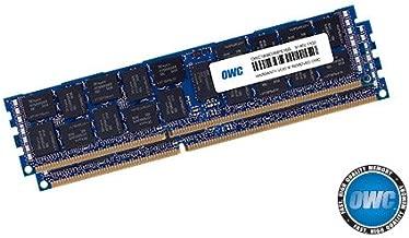 OWC 64 GB (2X 32GB) PC3-10600 1333MHz DDR3 ECC-R SDRAM Memory Upgrade Kit for 2013 Mac Pro
