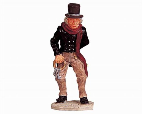 Lemax Caddington Village The Scrooge Figurine #92297