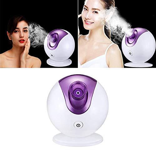 Gezicht Facial Steamer, Spa poriën Steam Praktisch Compact Lichtgewicht Herbruikbare Duurzaam Spuitbus Skin Mist Cleaner Stomen Machine