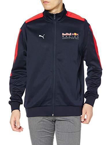 PUMA RBR T7 Track Jacket Night Sky Chaqueta, XL para Hombre