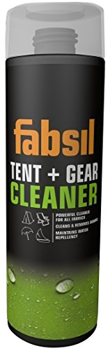 Fabsil Tent and Gear Cleaner-500ml