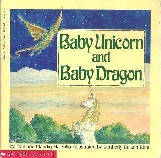 Baby Unicorn and Baby Dragon