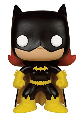 Funko - BOBUGT935 - Figurine de Collection - DC Comics - Pop Vinyle - 03 Batgirl Noir - Costume Classique