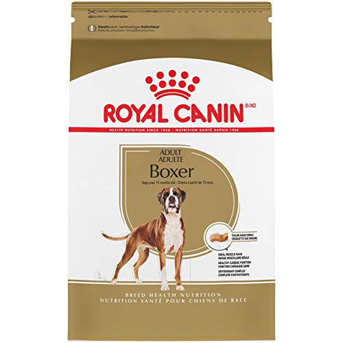 Royal Canin Breed Health Nutrition Boxer Adult dog food
