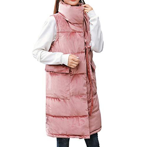 Shangyi Damesjas, lange jas, dames, jas, wintervest, modieus, damesjas, vrouwen vest