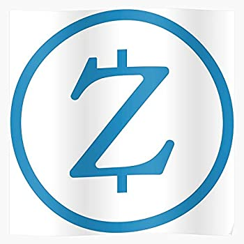 Crypto Blockchain Weiss News Cryptocurrency Today Crash Zcash Wall Art Decoration 16x24 Inches
