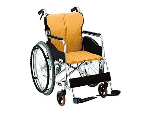 パラマウントベッド社製T54シリーズ車椅子 自走用低床タイプ クッションシート(KK-T540LR,KK-T540LG,KK-T540LP) グリーン グリーン,