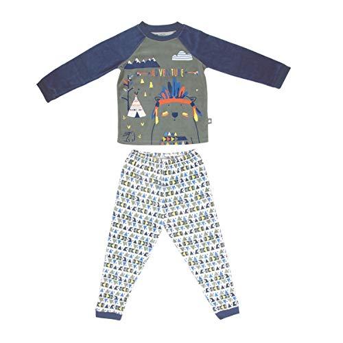 Petit Béguin - Pyjama garçon manches longues Adventure - Taille - 2/3 ans