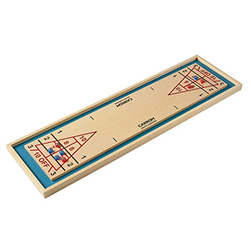 Carrom 650.01 Shuffleboard Game