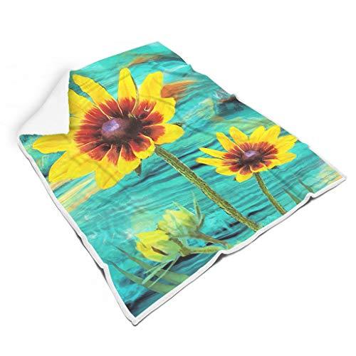 Rcerirt Flower Painting knuffelig kleurloos zacht voor op reis Voel je zacht voor kinderen elegante stijl