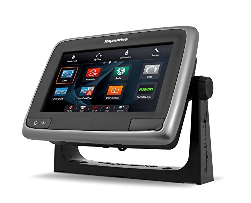 Why Choose Raymarine a78 Wi-Fi Chirp DownVision 7-Inch Multi-Function Display/Sonar Without Charts