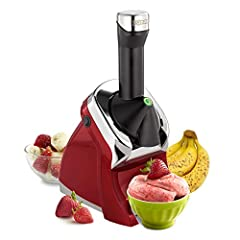 PREMIUM DESIGN: The upgraded design with chrome accent of Yonanas Deluxe will add a stylish touch to your kitchen when you leave it on your counter for easy everyday access. EXPANDED RECIPE BOOK: You'll get over 75 recipes in the Healthy Dessert Book...