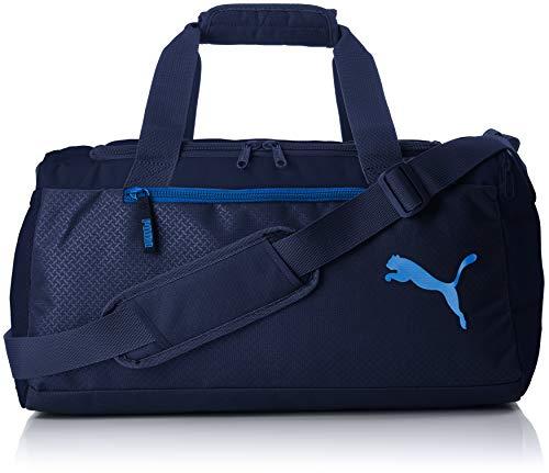 PUMA Unisex– Erwachsene Fundamentals Sports Bag S Sporttasche, Peacoat, OSFA