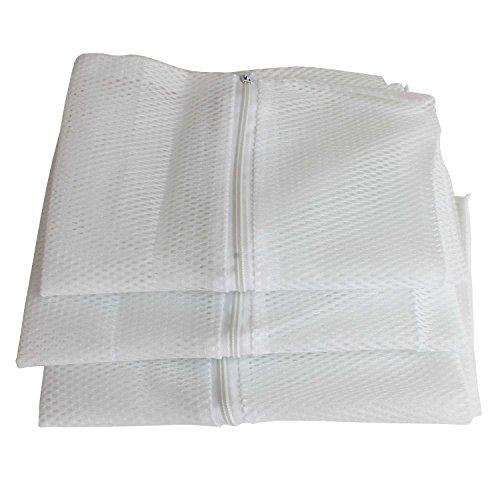 K&G GP00583 3er Set Wäschnetz für Feinwäsche und empfindliche Materialien | feinmaschig | Schuhbeutel Waschmaschine | Wäsche-Netz
