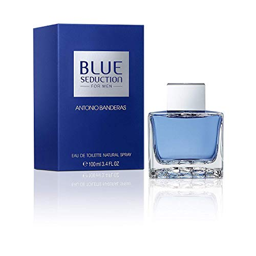 Perfume Masculino Antonio Banderas Blue Seduction EDT - 100ml