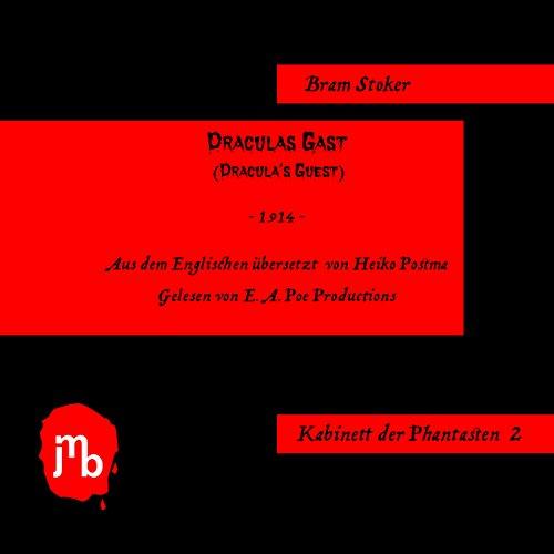 Draculas Gast cover art