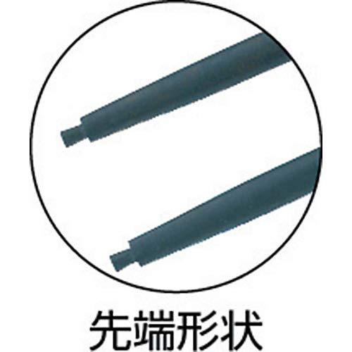 フジ矢『スナップリングプライヤー穴用(ストレート)(FCS-185)』