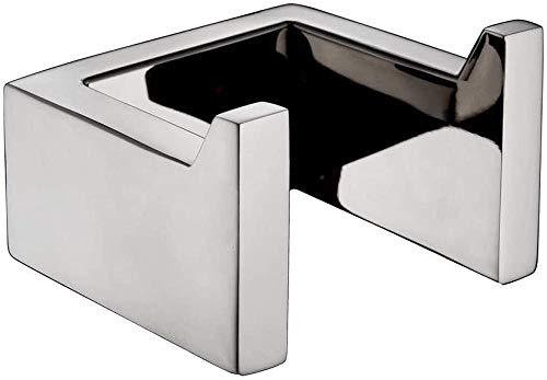Wandmontage SUS 304 Edelstahl Badetuchhaken Chrom Finish Kleiderhaken Bademantel Stoffhaken für Bad Küche