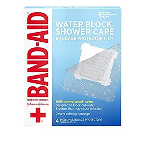 Band-aid Brand First Aid Shower Car…
