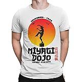 Camisetas La Colmena 2250-Miyagi Dojo (Melonseta)