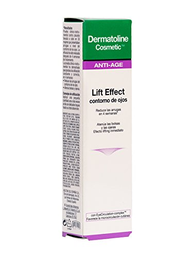 Dermatoline Cosmetic - Contorno de ojos lift effect