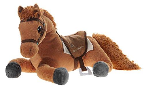 Bibi & Tina 637870 Plüschtier, Pferd, braun