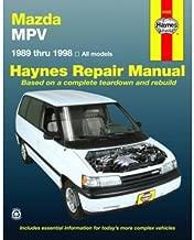 [ { HAYNES MAZDA MPV AUTOMOTIVE REPAIR MANUAL: ALL MAZDA MPV MODELS 1989 THROUGH 1998 } ] by Haynes, John H. (AUTHOR) Jun-01-2008 [ Paperback ]