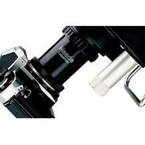 Meade Instruments 07352 No.62 SLR Camera T-Adapter for All 7-Inch to 12-Inch Schmidt-Cassegrain Telescopes (Black)