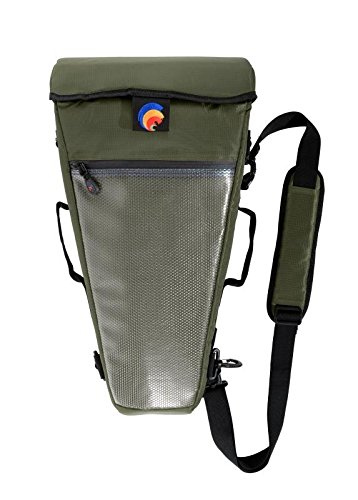"TCYC COLLECTION Insulated Kayak Fishing Cooler for Off Shore and on Shore Angler (Green, 22"")"