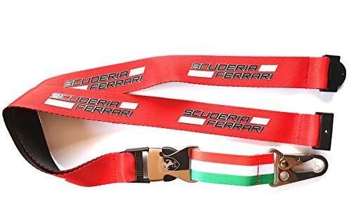 Scuderia Ferrari F1 Schlüsselband, Rot