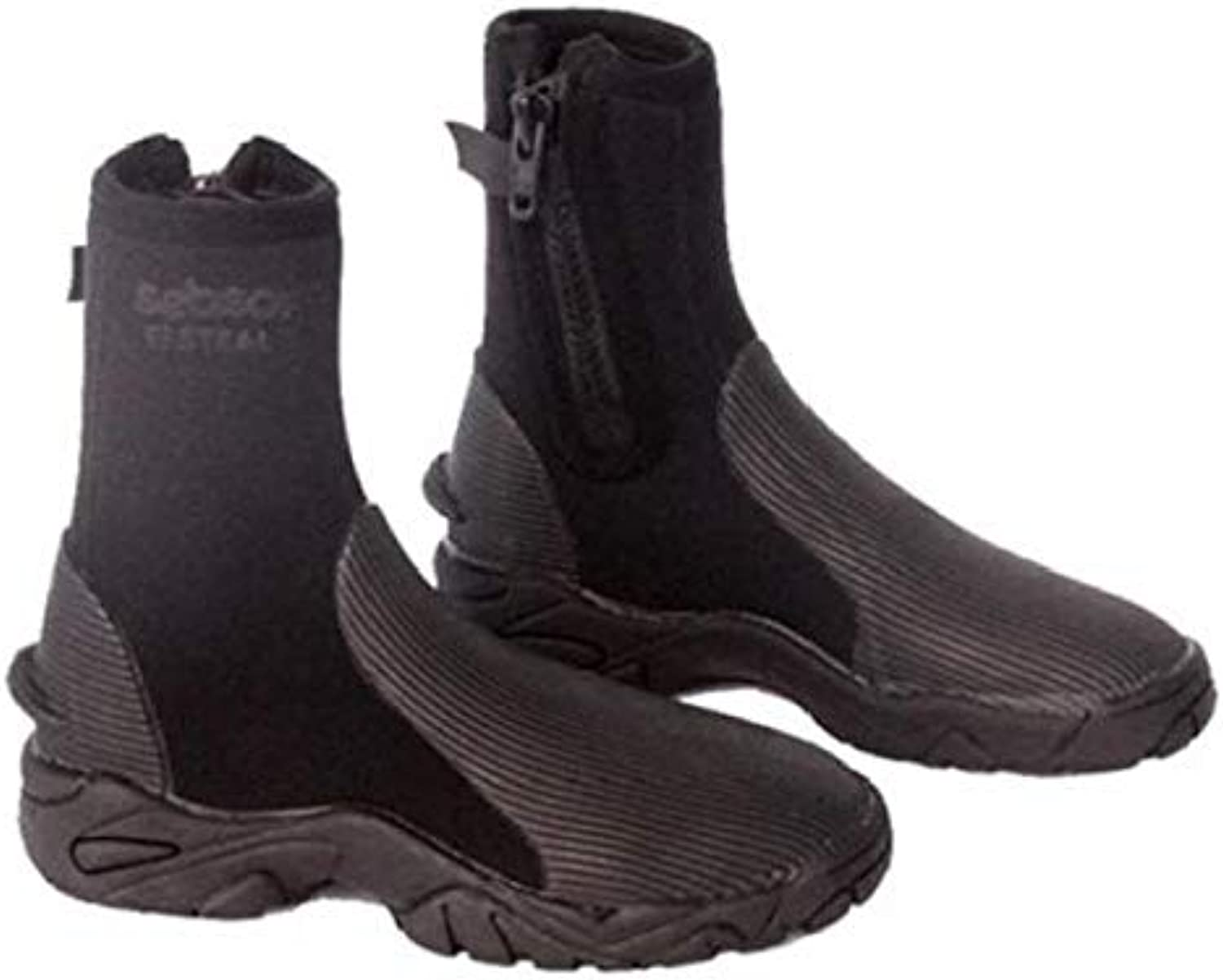 Seasoft Ti Stealth Stealth Stealth Boot - Storlek 11  12 - Great for Scuba Divers and Watersports  100% helt ny med originalkvalitet